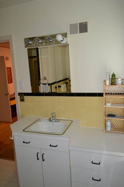 22 Master bath vanity before