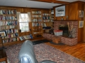 07 study fireplace before