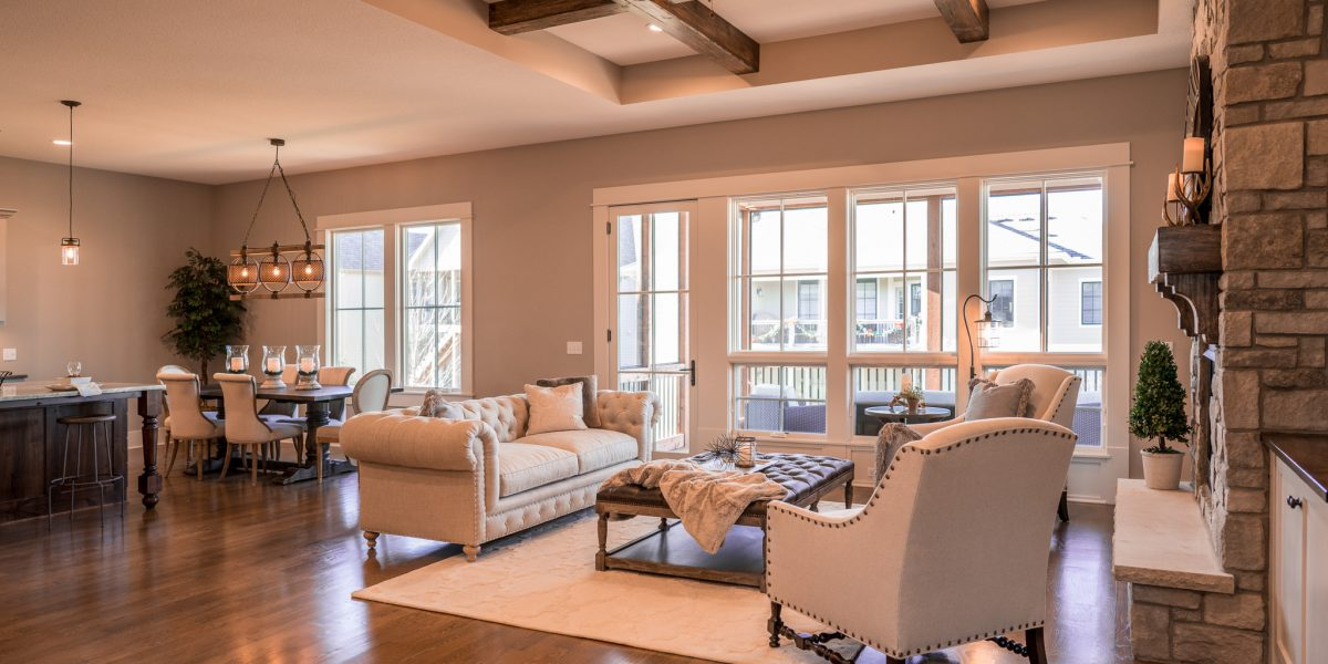 Fall Parade of Homes 2017 Elegant Rustic
